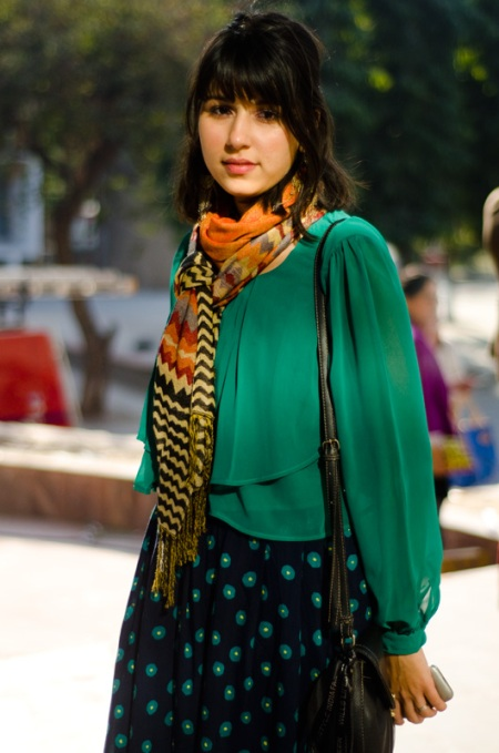 fashion street style india