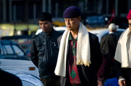khasi men shillong street style india