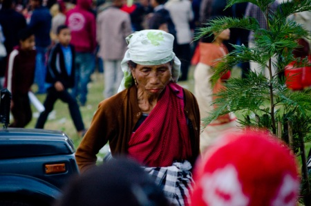 khasi woman shillong