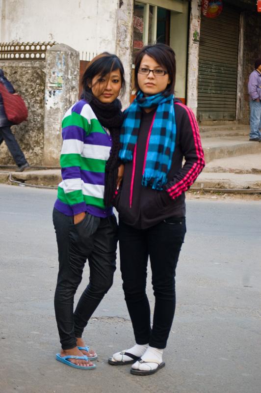 street style shillong