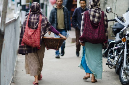street style shillong india