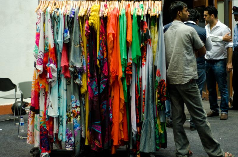 working class indian fashion
