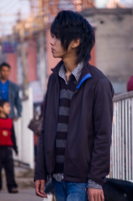 fashion street style shillong