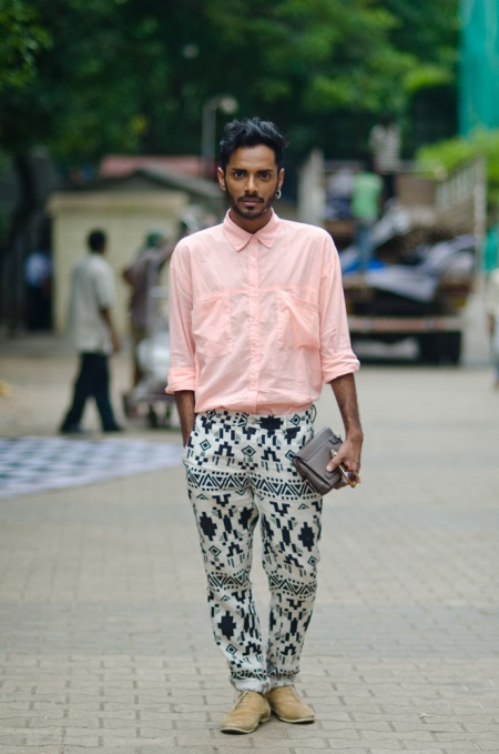 elton fernandez street style mumbai