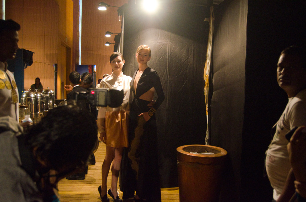lakme fashion week backstage