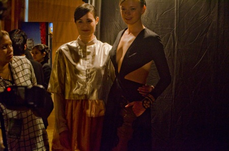 lakme fashion week backstage