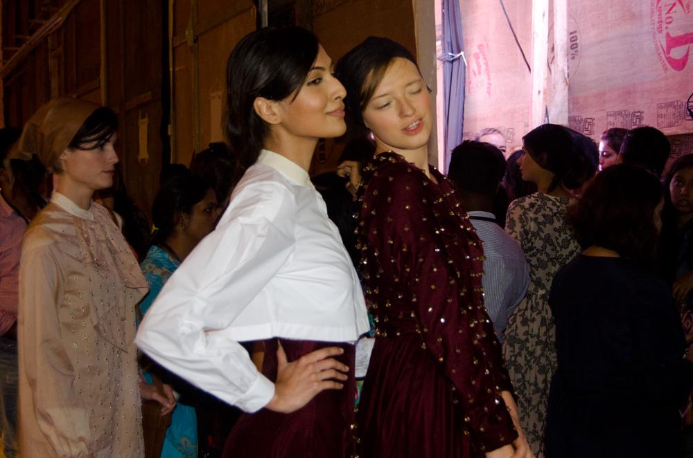 backstage fashion week india