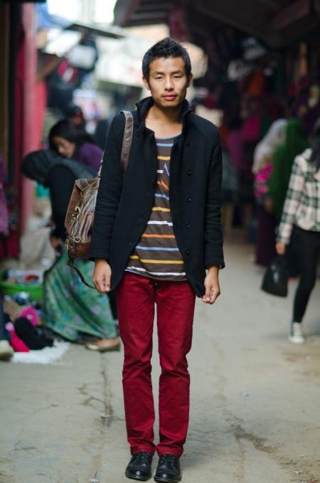street style kohima nagaland