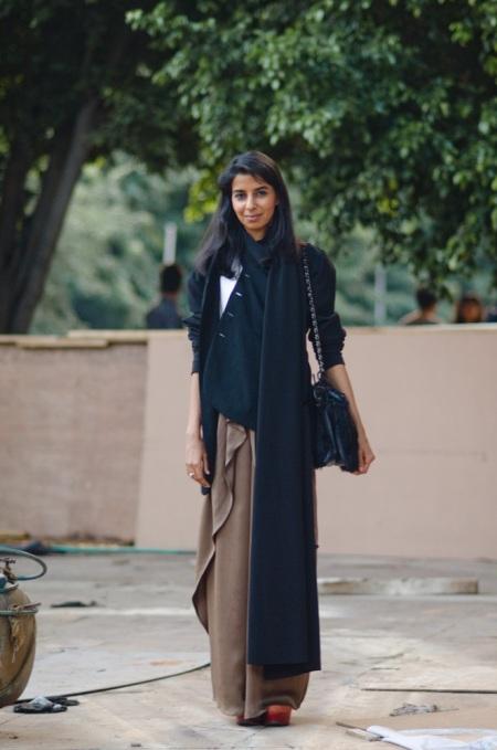 ekta rajani street style india