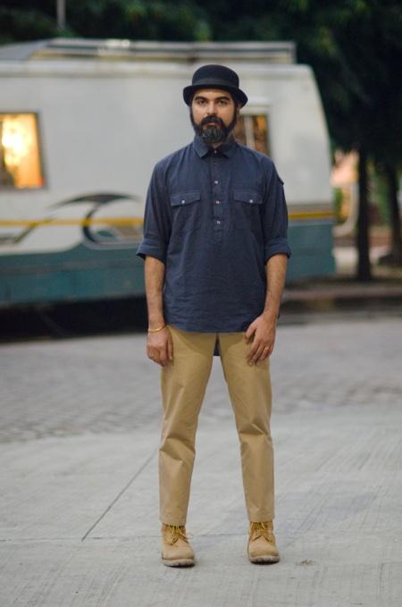 suket dhir street style india