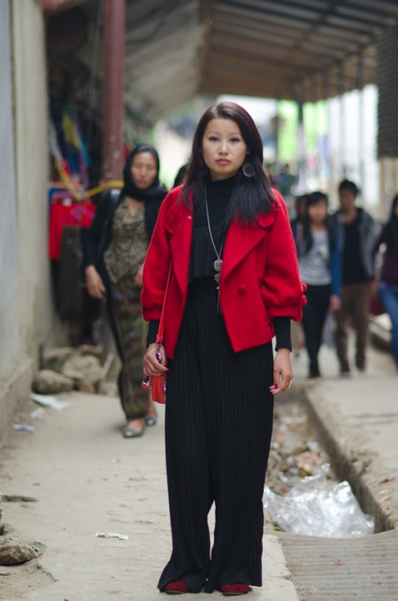 kohima street fashion