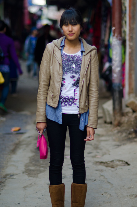 kohima street fashion