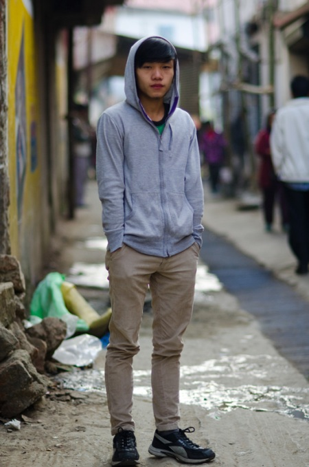 kohima street style