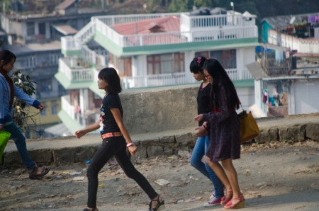 kohima street fashion india