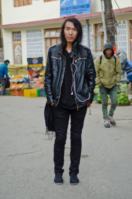dharamsala street fashion india