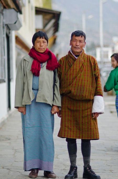 bhutan street style