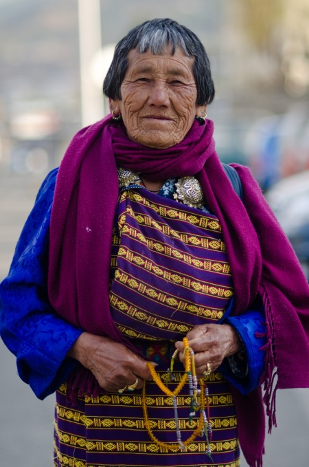 street style thimphu bhutan