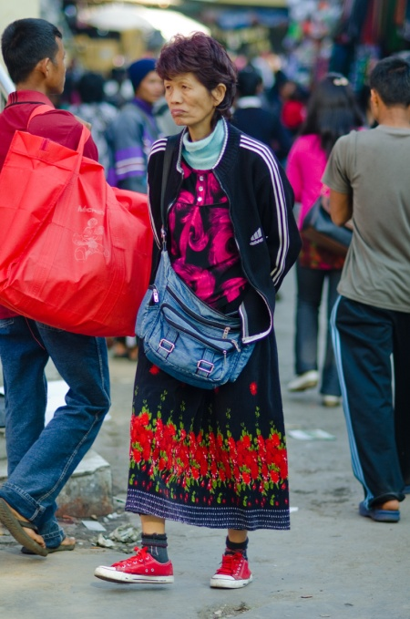 street fashion mizoram