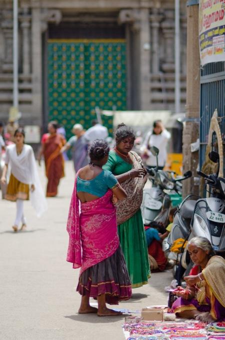 street fashion chennai india
