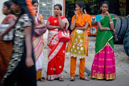 street style south india