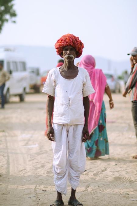 street style rajasthan india
