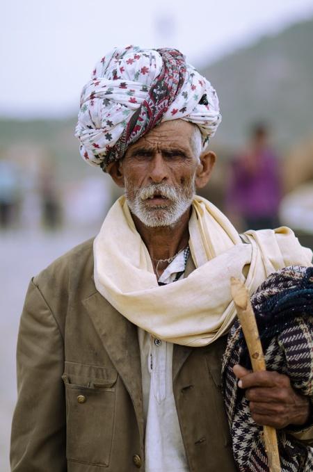 camel trader pushkar