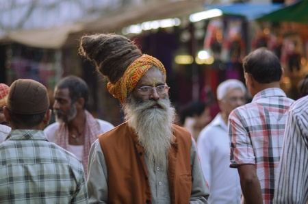 street style rajasthan india