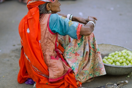 street fashion rajasthan india