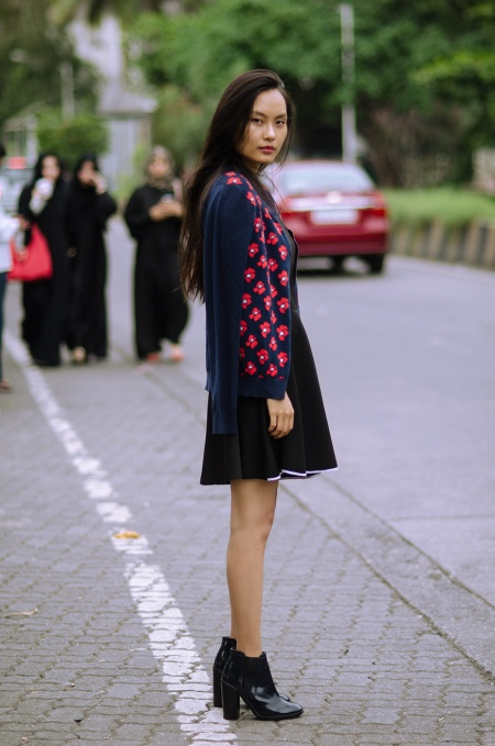 street fashion mumbai india