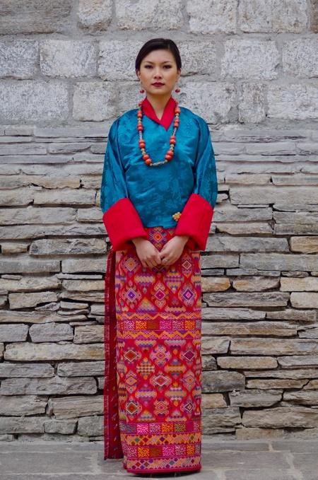 bhutanese woman
