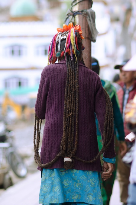 street fashion ladakh