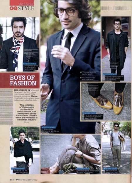 street style GQ india