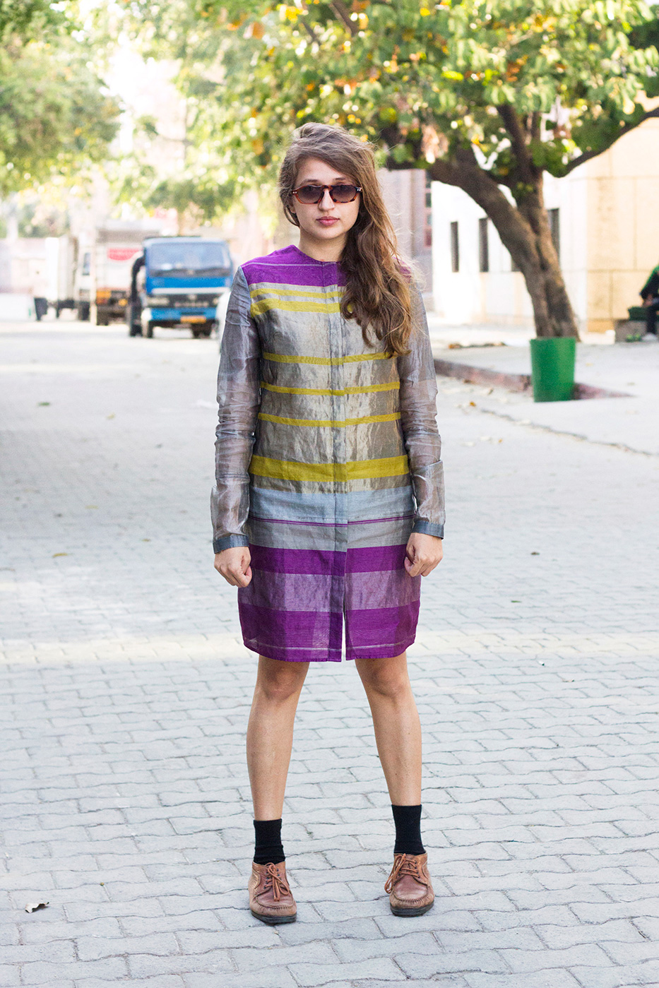 Gauhar khan lakme fashion week 18