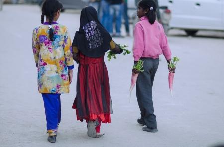 street style ladakh india