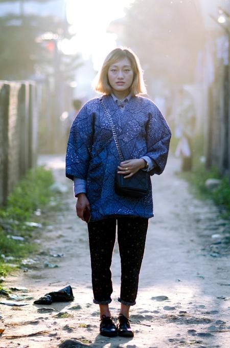 street fashion dimapur nagaland