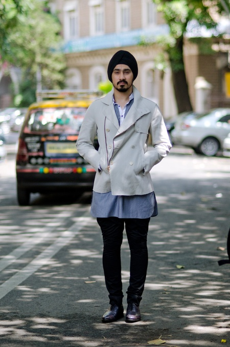 street style mumbai GQ india wearabout manou