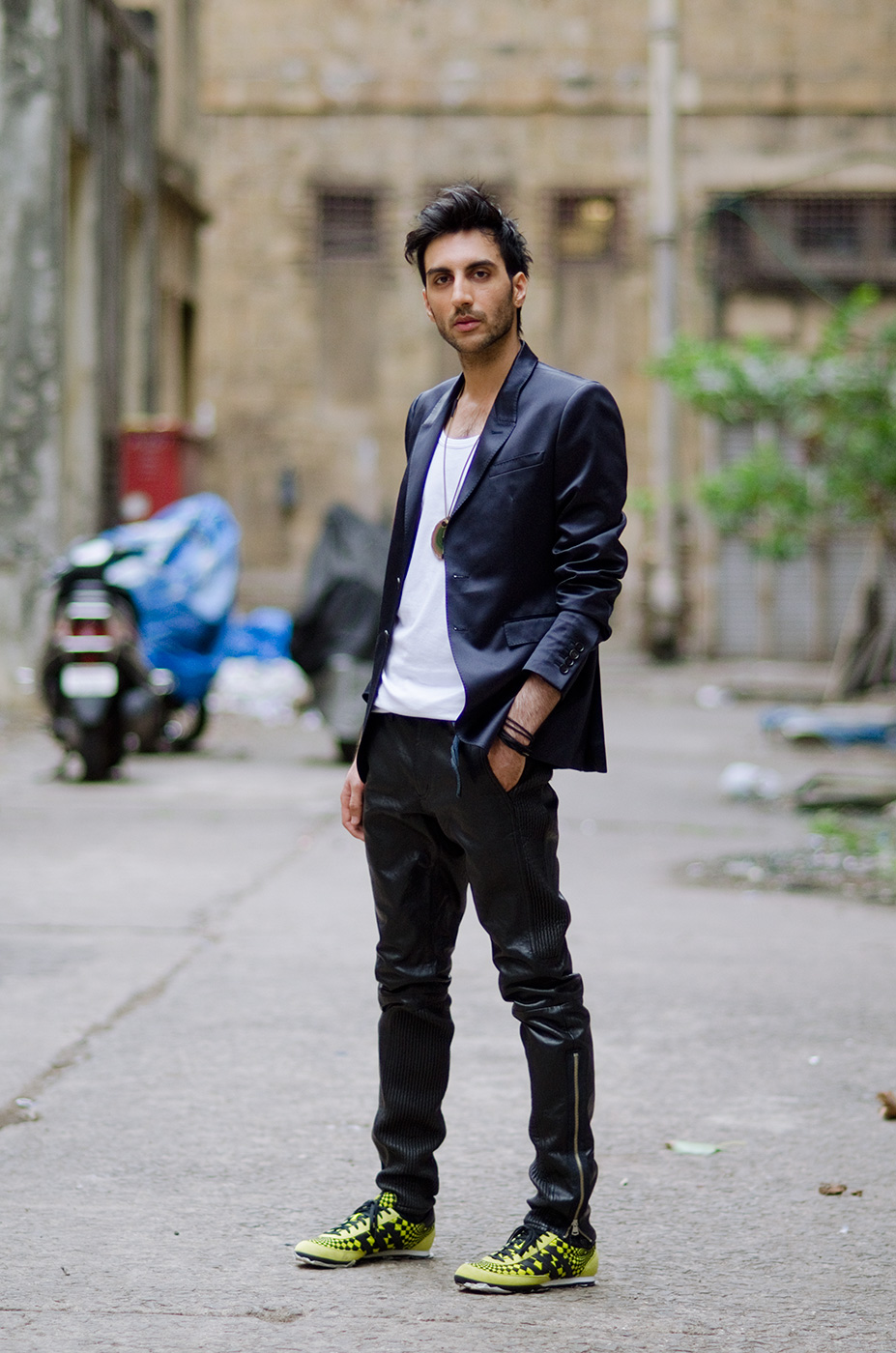 Street Style Bombay Gq India Wearabout