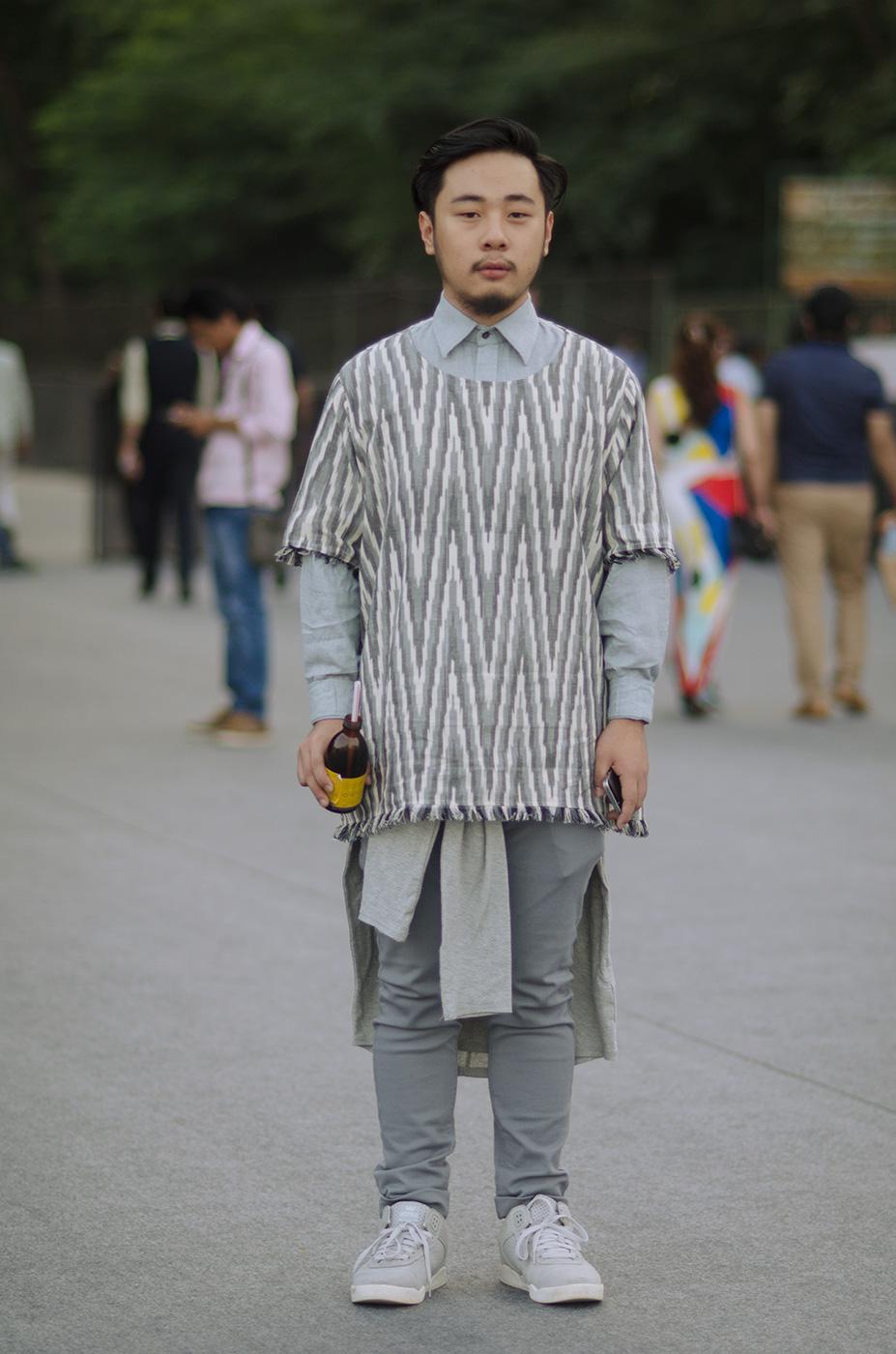 street fashion india fashion week