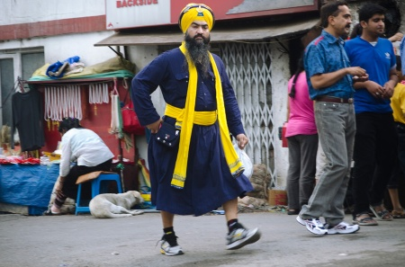 street fashion dharamsala india