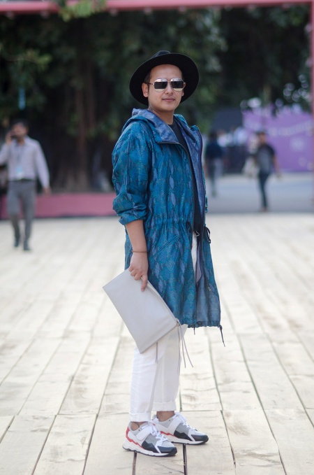 fashion week delhi street style