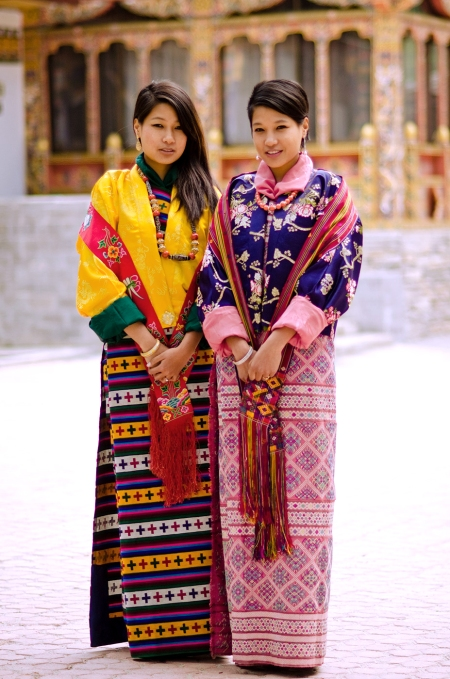 royal family bhutan street fashion wearabout blog