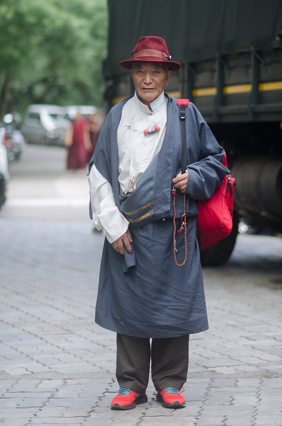street fashion dharamsala india