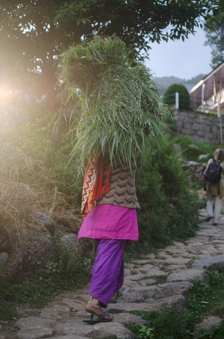 street style dharamkot himachal pradesh india