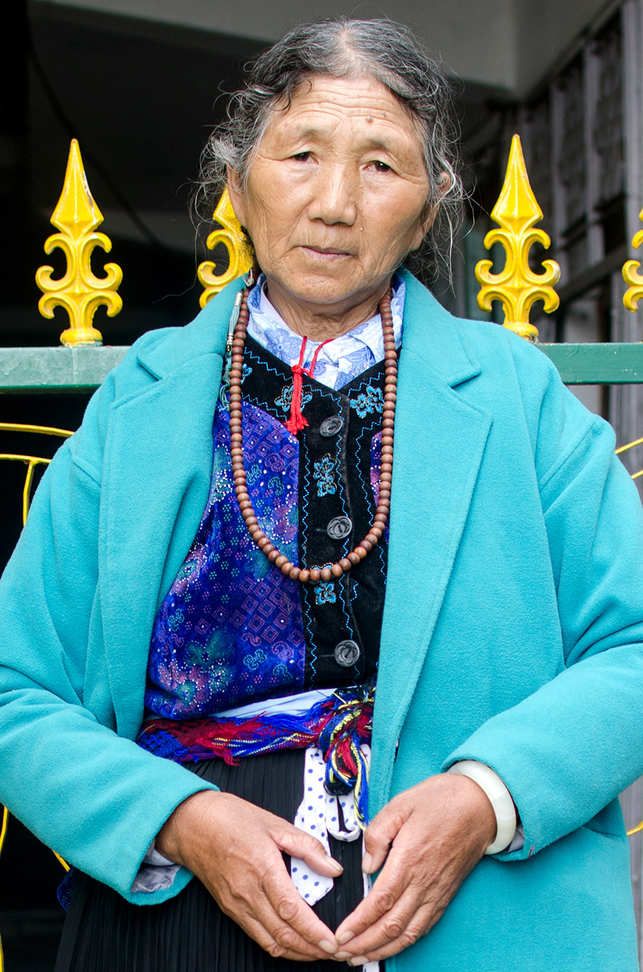 street fashion dharamsala india tibet