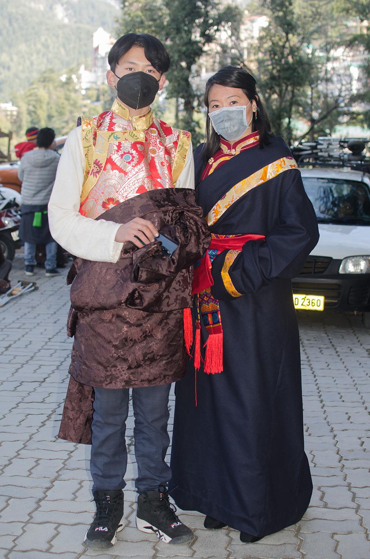 tashi and thelgyel