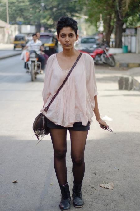 krishna mukhi street style mumbai