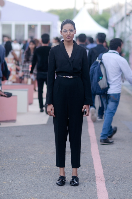 alice dsouza street style delhi fashion week