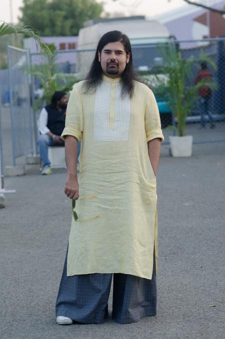 anand bhushan fashion designer