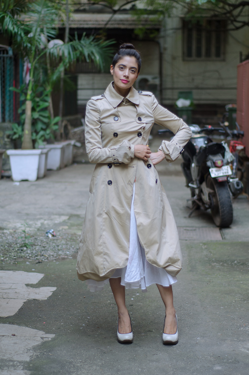 street style india art of the trench