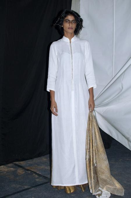 radhika bopaiah delhi fashion week